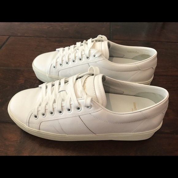 2d28ee1f1cef Saint Laurent Court Classic Platform Sneakers. M_5a80e91f5512fdc8b26dc71d